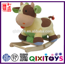 Professional customized kid riding horse toy