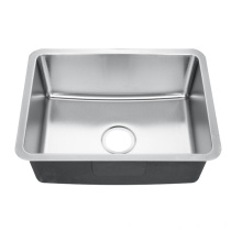 5945R Unterbau Single Bowl Kitchen Sink Kleiner Radius