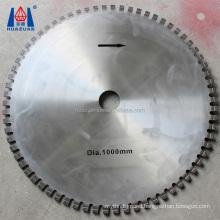 China manufacturer 1000mm diamond stone cutting disc circular saw blade for granite