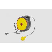 Автоматическая перемотка втягивающейся катушки шнура
