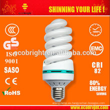 ¡Caliente! SKD 65W 17mm espiral completo ahorro lámpara 10000H CE calidad