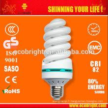 Chaud! SKD 65W 17mm spirale pleine économie d'énergie lampe 10000H CE qualité