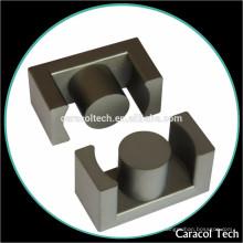 PC40 Material CP4EC25 / 9 MnZn EC Tipo Soft Ferrite Core PC40 Material