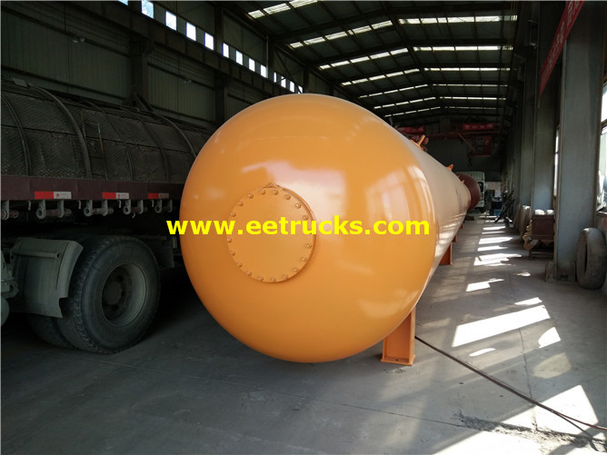 25 CBM Residential Domestic Propane Tanks