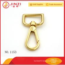 alibaba supplier wholesale zinc alloy metal snap clip