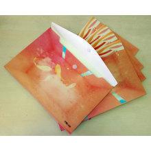 Enveloppe imprimée / sac à dos imprimé