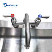 Stainless Steel Faucet With Sink