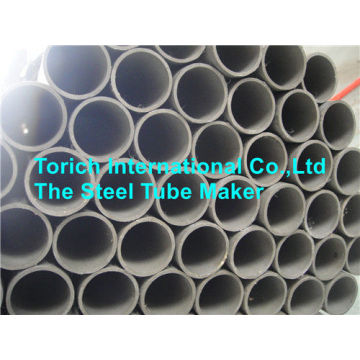 Round Bearing Tube Carbon Chromium Steel Tinggi