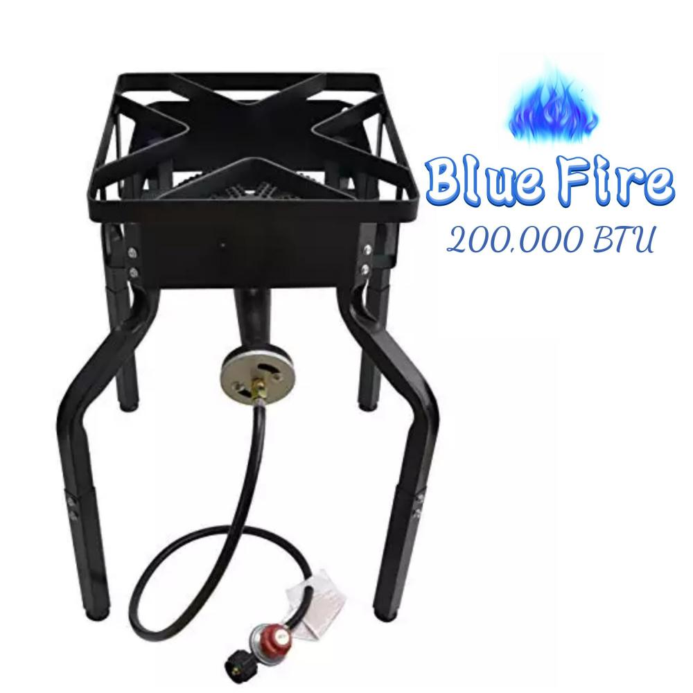 37,000BTU Blue Fire Stove