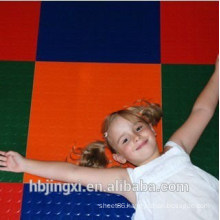Colorful Non Slip Children Rubber Floor Mat
