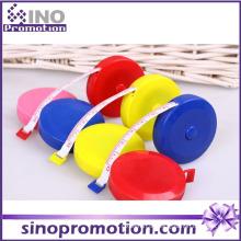 Benutzerdefinierte Mini süße lustige versenkbare Tuch Schneider Maßband