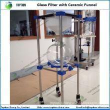 TOPT-CL-50 China 10- 100L Borosilicate Lab Vacuum Filter