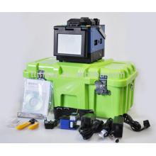 Empalmador de fusión de fibra óptica OTDR TTI4108
