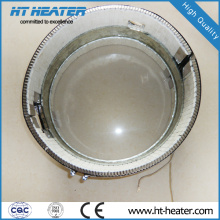 Calentador de banda de cerámica eléctrica para máquina de plástico de caucho