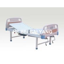 A-193 cama de hospital manual de duas funções
