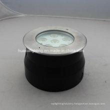 IP68 DC12V Stainless Steel LED Inground Underwater Light, LED Under Ground Light