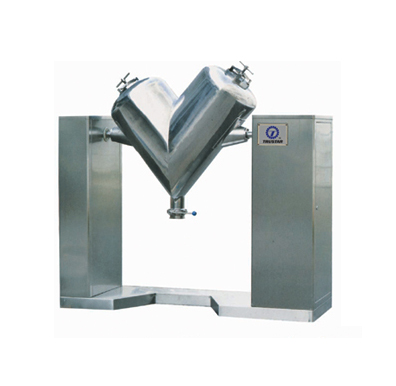 TVM Series V-Shape Mixer