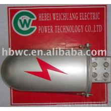 OPGW joint 24 48 boîtes de ligne de hebei weichuang