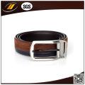 New Arrival Popular Genuine Leather Men′s Belt Full Grain
