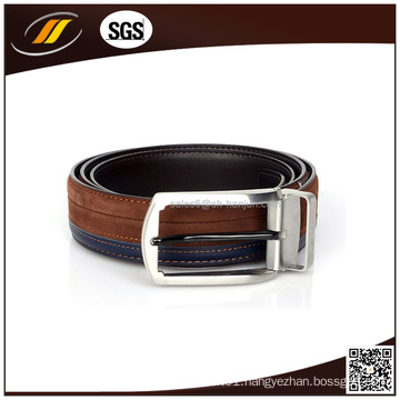 Fashion Style Full Grain Calf Leather Belt for Men