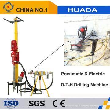 Machine de forage multifonctions (D-T-H)