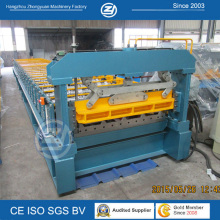 Colored Corrugated Metal Roof Forming Machine