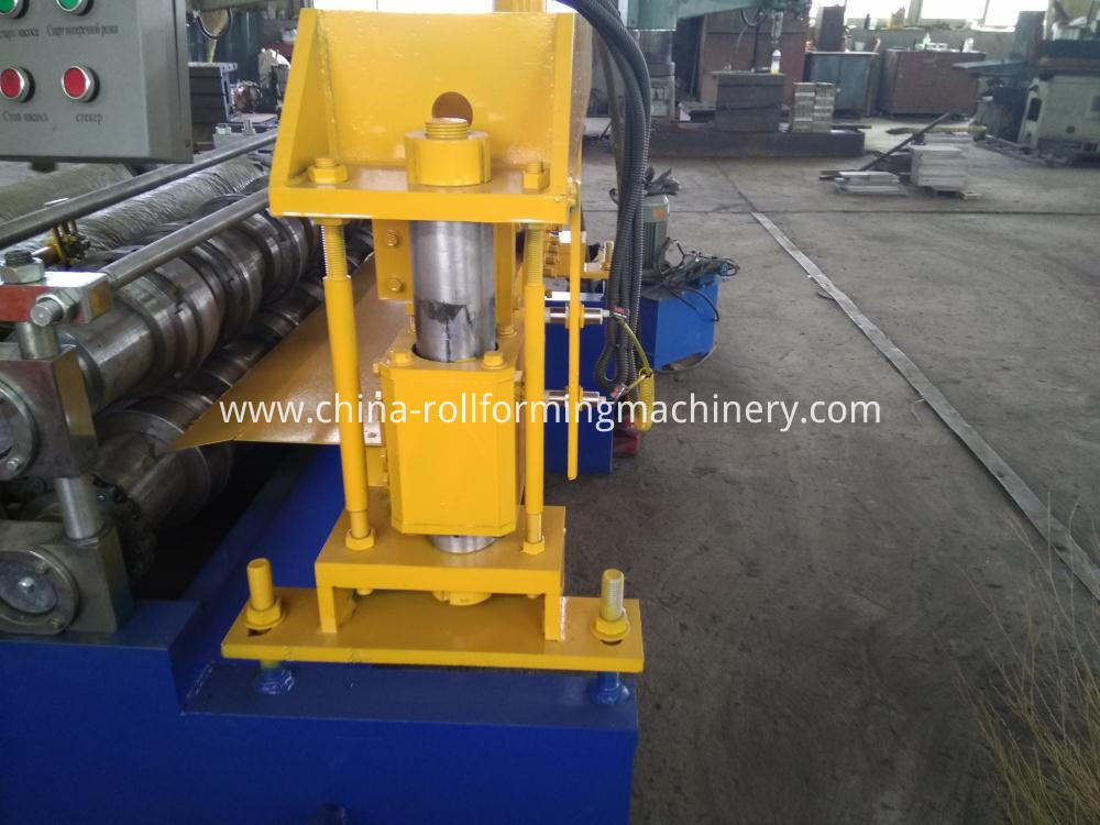 Slitter Roll Forming Machie Cutter Frame