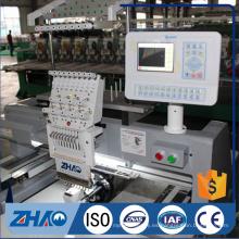 Cap bordado máquina de certificación de la cadena de puntada bordado máquina
