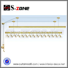 Santin golden aluminum Ceiling Lifting Clothes Dryer Rack