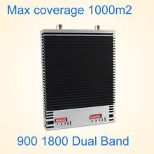 Cell Phone Signal Booster GSM Signal Booster 900/1800, Dual Band GSM 900/1800 Booster Kit, Home GSM Repeater 900 1800