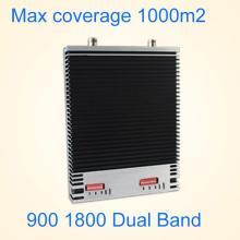 Усилитель сигнала GSM сотового телефона Boost 900/1800, двухдиапазонный комплект GSM 900/1800, домашний ретранслятор GSM 900 1800