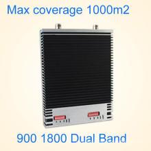 27 дБм 900 МГц + 1800 МГц двухдиапазонный усилитель сигнала / GSM-репитер St-Gd27