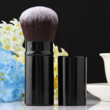 Fashion Retractable Black Blush Brush (TOOL-196)