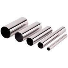 Instalación de tuberías de acero inoxidable plateado cinc de alta demanda del OEM