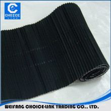 Corrugated aluminum butyl flashing tape