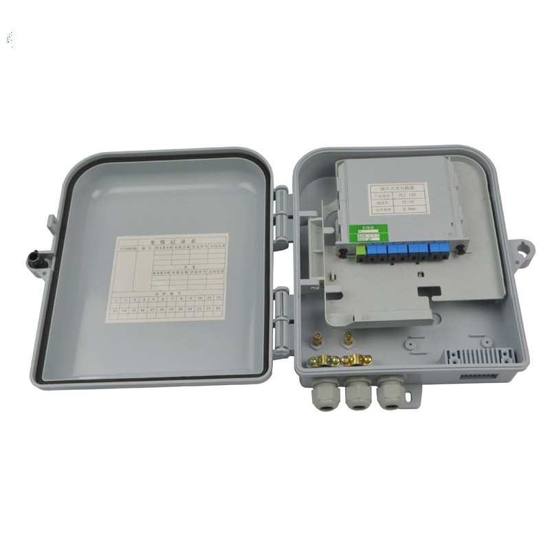 Ftth Fiber Optic Terminal Box