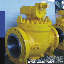 Top Entry A216 Wcb Flanged RF Full Port/F. P Ball Valve