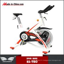 Vélo de spinning de cycle d'équipement d'intérieur bon marché de gymnase