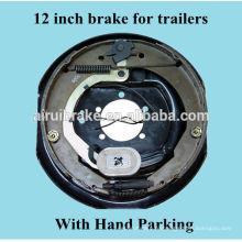 12-дюймовые электрические тормоза для австралийского прицепа-фургона
