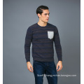 Men′s Fashion Cashmere Sweater 17brpv072