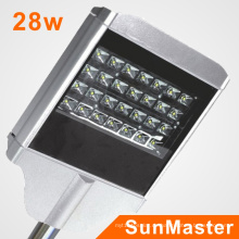 CE RoHS 28W LED Straßenlaterne