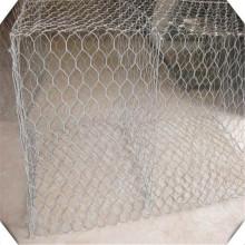 PVC coated steel Gabion wire mesh box