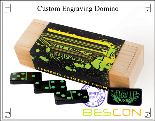 Custom Engraving Dominoes-1
