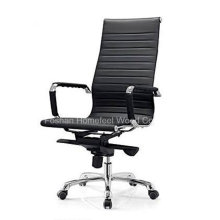 Best Price PU Leather Swivel Office Manager Chair (HF-A183)