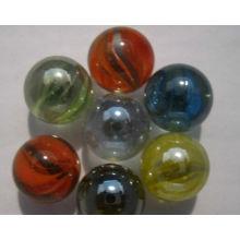 Mármol del juguete del vidrio, mármol del juguete, fábrica del OEM, productor