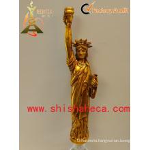 Statue of Liberty Chicha Nargile Smoking Pipe Shisha Hookah