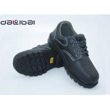 2015 electricidade isolative aço toe china fabricante couro safety shoe