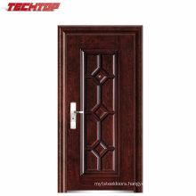 TPS-121 High Quality Cheap Exterior Ghana Steel Door