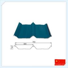 Chine Wiskind plaque en acier de haute qualité pour toit ou mur