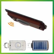 Новый элемент простота установки 5 Вт солнечные уличные фонари
